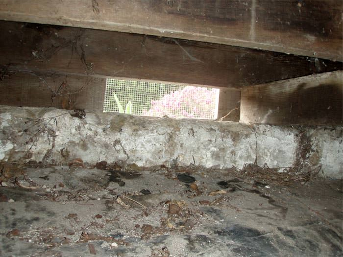 Crawl space sealing in rochester concord dover hampton for Crawl space insulation cost estimator